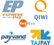 Оплата интернет услуг